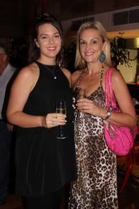 Suzie G and Renata Hade