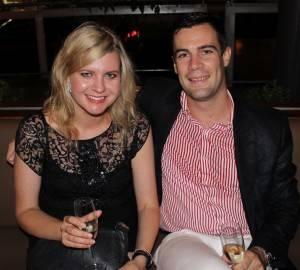 Amy Frank and Jonathan Sullivan