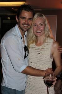 Martin and Brooke Crow