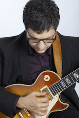 Albare with guitar