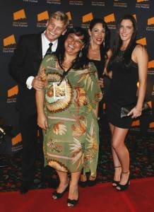 Mark Hembrow and Andrea Simmons and Jodie Lee and Caroline Russo