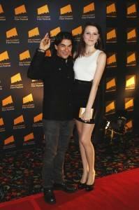James Duval and Guest