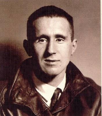 Bertolt Brecht Kommunist