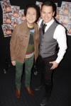 Raymond Chan and Cameron Yarker