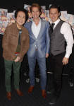 Raymond Chan, Damien Anthony  Rossi, Cameron Yarker
