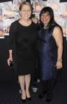 Susie Douglas and Caroline Russo