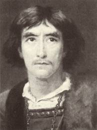 Sir Henry Irving as Hamlet