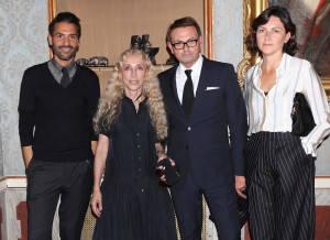 Angelo Ruggeri; Franca Sozzani; Christophe Melard; Susanna Nicoletti