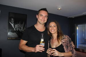 Craig  and Rebecca Crowsell