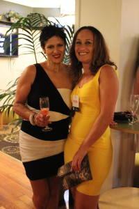 Georgina Watson and Style  Publisher Tracy Johnson