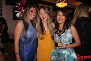 Summer Gammel, Ashleigh Amos, Lisa Ma
