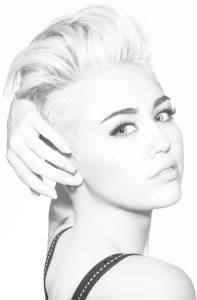 Miley Cyrus Publicity Photo - June 2013 - Photo Credit Vijat Mohindra
