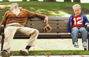 CINEMA RELEASE: BAD GRANDPA