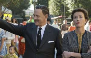 Caulfield  Brothers Kids Korner Reviews Saving Mr Banks.