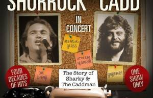 Concerts Tickets and CD's Give Away for :GLENN SHORROCK AND BRIAN CADD