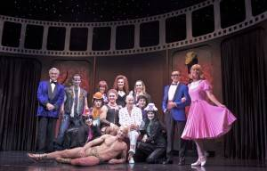 On Centre Stage : Let's Do the Time Warp Again