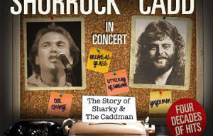 GLENN SHORROCK AND BRIAN CADD REUNITE