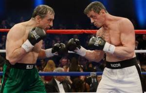 CINEMA RELEASE: GRUDGE MATCH