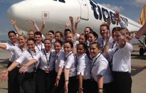 Tigerair Australia Celebrates Queensland Cabin Crew Graduation