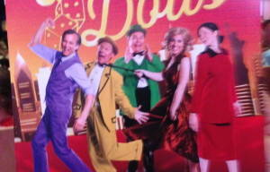 HARVEST RAIN OPENS GUYS AND DOLLS