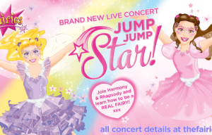 The Fairies Are Coming To Town: Jump Jump Star