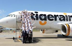Tigerair Has Launched Its Queensland Base