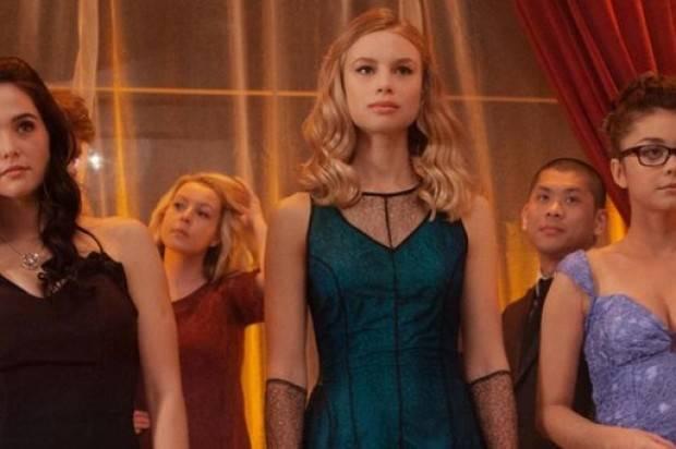CINEMA RELEASE: VAMPIRE ACADEMY