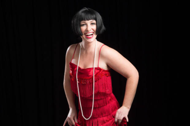 Jazz, intrigue and toe-tapping fun. – Thoroughly Modern Millie