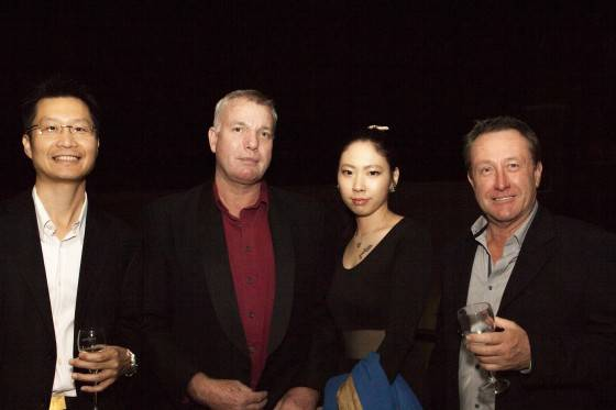 Steven Chen,  Simeon Flaherty , Silvia Duan and  Mark G