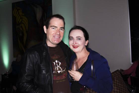 Jeff Scheldt and Julieanne Galvin