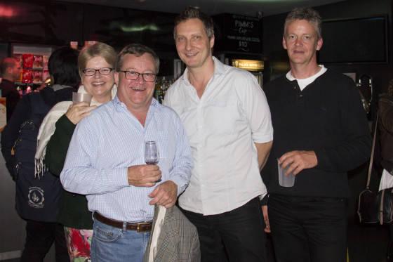Lorne Schmidt , Soren Hoimark, lars Veiter and Soren Sorensen