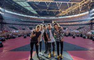 One Direction's Concert Film–'Where We Are'
