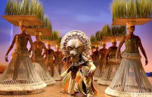 THE LION KING FREE EXHIBITION NOW ON AT QPAC MUSEUM