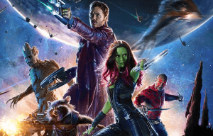 Film Review of 'GUARDIANS OF THE GALAXY'