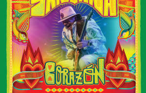 SANTANA TO RELEASE 'CORAZON, LIVE FROM MEXICO: LIVE TO BELIEVE IT'