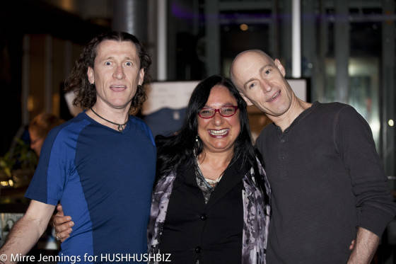 The Umbilical Brothers with Caroline Russo