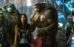 Film Review of 'TEENAGE MUTANT NINJA TURTLES'