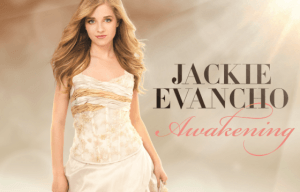 JACKIE EVANCHO RELEASES NEW ALBUM 'AWAKENING' ON SEPTEMBER 26th