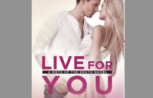 Book Review of  'love for you'