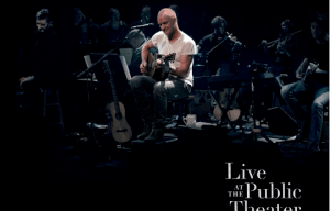 STING – THE LAST SHIP DVD & BLU-RAY : LIVE AT THE PUBLIC THEATER