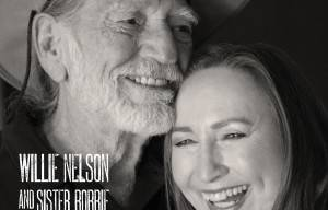 WILLIE NELSON AND SISTER BOBBIE TEAM UP ON 'DECEMBER DAY: WILLIE'S STASH VOL. 1'