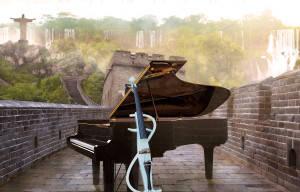 THE PIANO GUYS RELEASE NEW ALBUM 'WONDERS' TODAY!