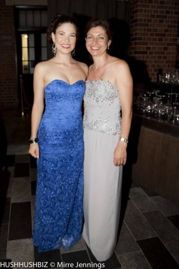 Rita Artmann and Caroline Bell