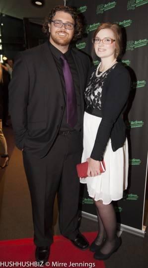 Doug Hatch and Emma Durand