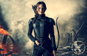 Film Review of 'THE HUNGER GAMES: MOCKINGJAY PART 1'