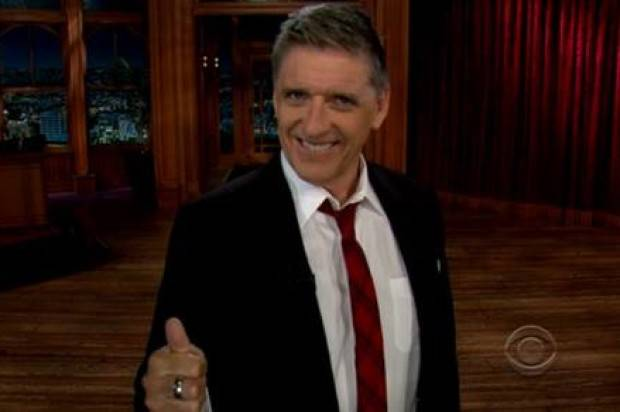 CRAIG FERGUSON FAREWELL SHOW :SAD DAY FOR AMERICA HE WILL BE MISSED
