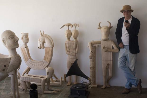 Gold Coast City Gallery hosts Adam Rish