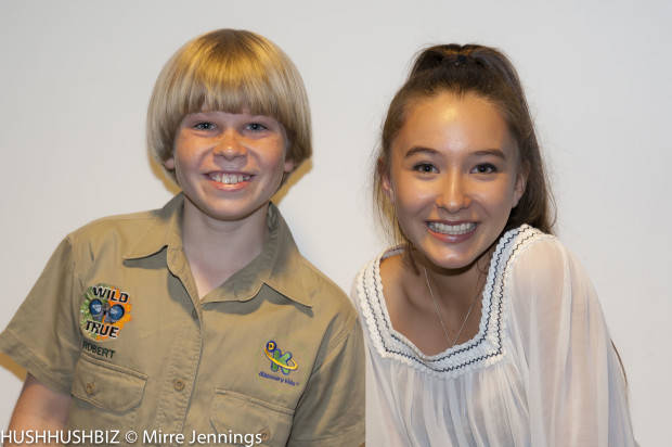 Robert Irwin Leads New TV Kids Show  With Isabel Yamazkie