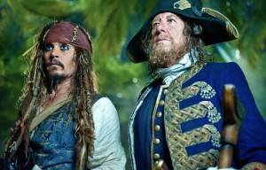 """PIRATES OF THE CARIBBEAN: DEAD MEN TELL NO TALES"" BEGINS PRODUCTION IN GOLD COAST"