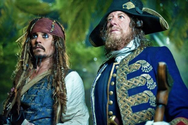 """""""PIRATES OF THE CARIBBEAN: DEAD MEN TELL NO TALES"""" BEGINS PRODUCTION IN GOLD COAST"""